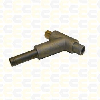 Suction gun assembly, 25 cfm