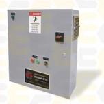 spray booth standard control panels